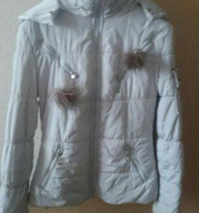 Куртка осенняя 44