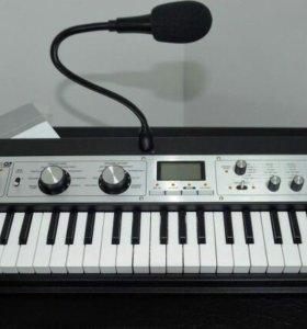 Новый Korg microkorg XL+синтезатор вокодер