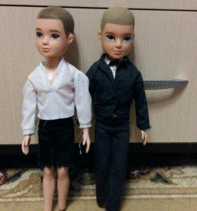 Мальчики куклы
