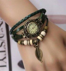 Винтажный женский браслет
