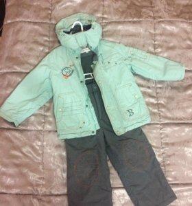 Весенний костюм для мальчика