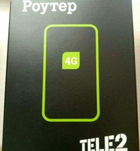 Роутер tele2 4G