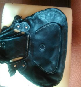 Новая кожаная сумка Finn flare