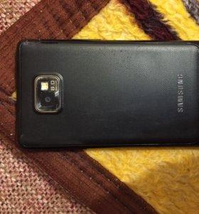 Телефон Самсунг s2 мини, все работает торг.