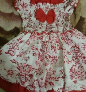 Платье 92размер