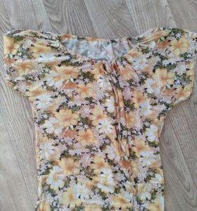 Блуза р.46