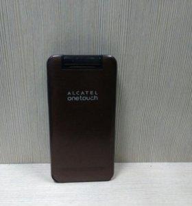 Телефон-раскладушка Alcatel 2012d