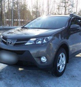 Toyota Rav4 2013г 2.0л Акпп 4wd