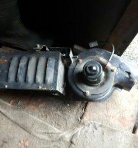 Печка для трактора