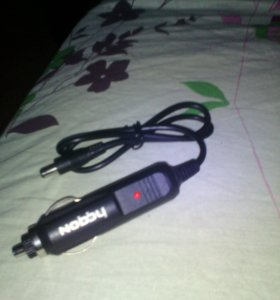 Зарядное устройство от прикуривателя