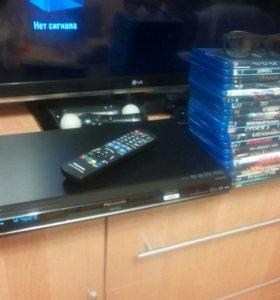 Blu-ray 3D Panasonic