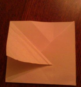 Бумажный мини-кошелёк