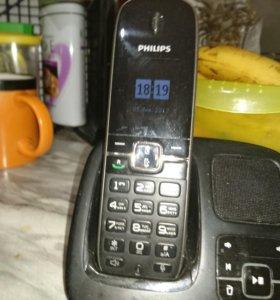 Продам домашний телефон с автоответчиком