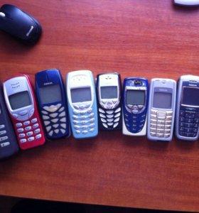 Старые мобилы