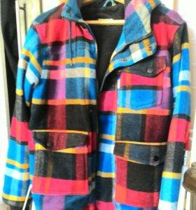Куртка флис демисезонная