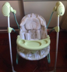 Электронные качели Happy Baby Luffy
