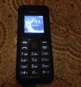 Nokia 105 фонарик
