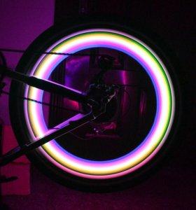 Подсветка для колеса