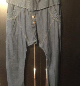 Новые штаны/брюки/джинсы унисекс