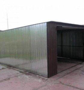 Металические гаражи