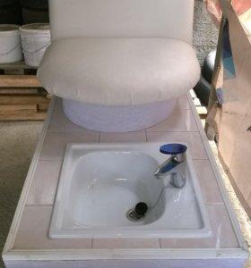 Педикюрное кресло - трон