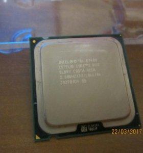 Процессор Core 2 Duo E7400 775 socket