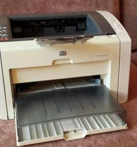 Принтер HP laser Jet 1022