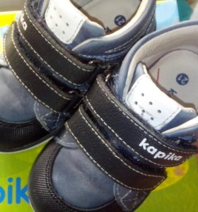 Ботинки весна-осень Kapika
