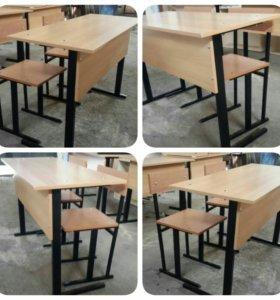 Парты + стулья