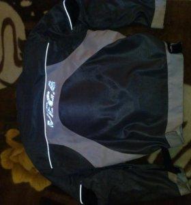 Мото куртка летняя