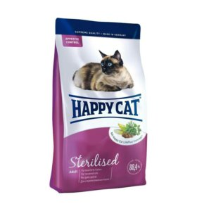 Корм Happy Cat для кошек