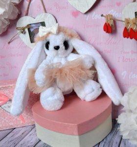 Заяц пиглет
