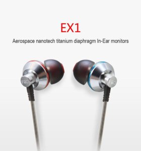 Hi-Fi наушники Fiio EX1