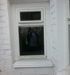 Окна 4 штуки