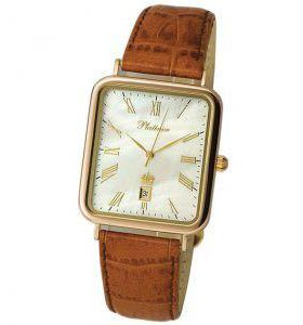 Золотые часы Platinor (Артикул 54650.315)