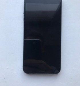 iPhone 5s + наушники от 7