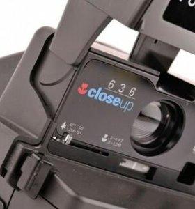 Polaroid 636 Closeup