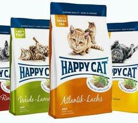 Happy Cat-сухой корм для кошек