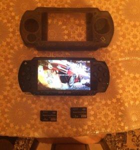 PSP 2008(прошитая)