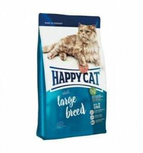 Сухой корм для кошек-Happy Cat