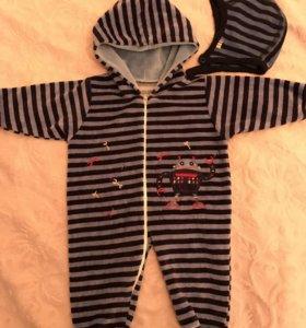 Новая одежда для младенца