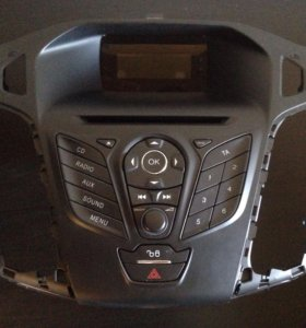Штатная магнитола Ford Focus 3 рп 32