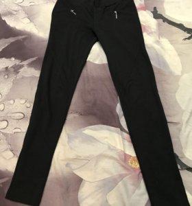 Чёрные брюки - легенсы