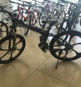 Большой велосипедов!