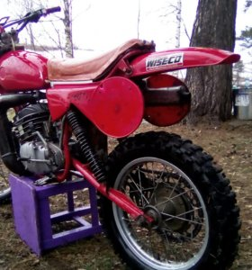 Мотоцикл кроссовый ЧИЗЕТ 250