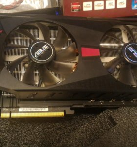 Видеокарта Asus matrix-HD7970-P-3GD5