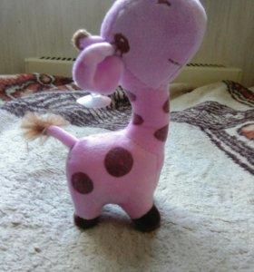 Мягкий жирафик