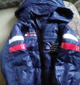 Куртка весну-осень
