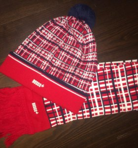 Bosco шапка шарф