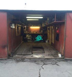 Продаётся гараж в Сабурово